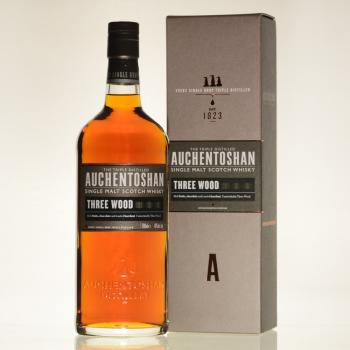 Auchentoshan, Three Wood