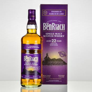 BenRiach, Dark Rum Finish