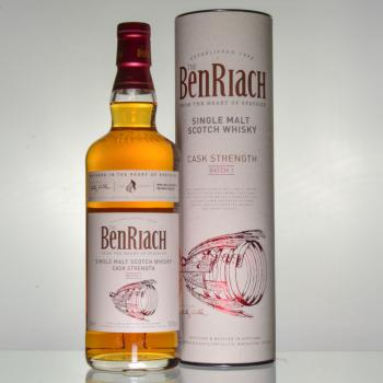 BenRiach, CS Batch 1
