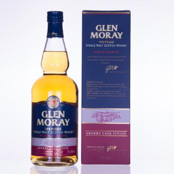 Glen Moray, Sherry Finish