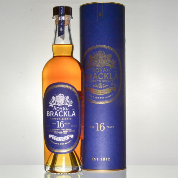 Royal Brackla, 16J